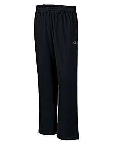 Champion Men's Big & Tall Vapor Select Training Pant Black X-Large Tall