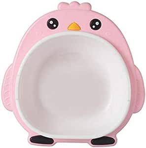 BPA-free Portable Collapsible Basin Tub Dish (Pink)