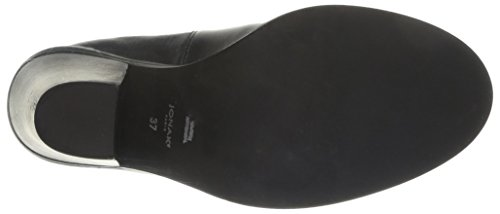 Noir Daquey Noir Veau Jonak Cu Damen H Stiefel 264 Schwarz wPqC05v