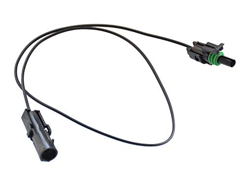 Michigan Motorsports Oxygen O2 Sensor Extension 24 inch Wiring Harness Fits TBI TPI 305 350 Chevy Camaro Corvette ()