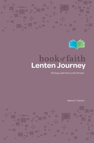 Book of Faith 40-Day Lenten Journey