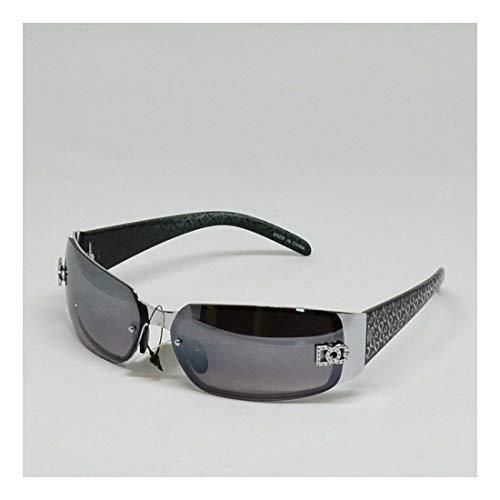 Wholesale Women's DG Eyewear Fashion Designer Sunglasses Rectangular Wrap 5024