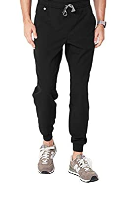 FIGS Tansen 2.0 Jogger Style Athletic & Medical Scrub AntiWrinkle Pants for Men