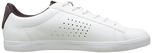Femme Baskets Le Perfect Agate Sportif Plum Sport White Optical Coq zxz8v