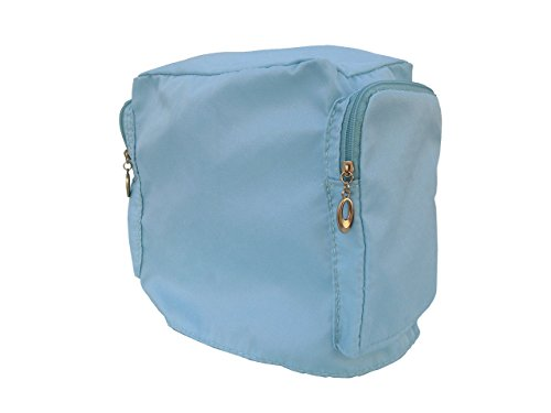 Michley SC505 Dust Cover, 11.00 x 5.00 x 11.50 inches, Blue (Michley Lil Sew & Sew Mini Sewing Machine)
