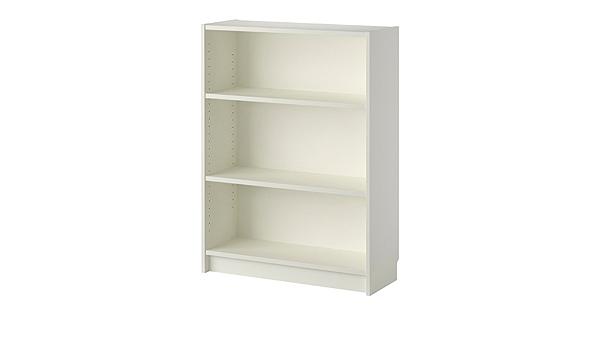 Ikea Billy - Librero, Blanco - 80x28x106 cm: Amazon.es: Hogar