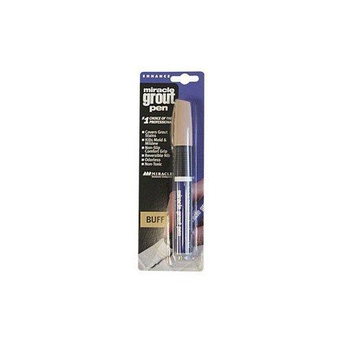 2 Per Order - Miracle Sealants Grout Pen, Buff / Tan Color by miracle sealants