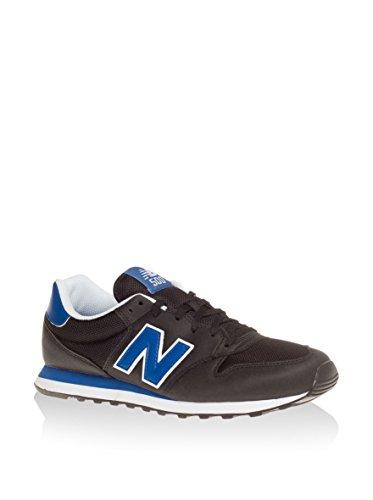 New Balance Zapatillas Gm500 Negro / Azul EU 44 (US 10)