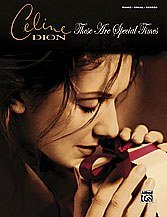 Alfred Celine Dion These Are Special Times PVC Book - Faithful Adeste Fideles Sheet Music