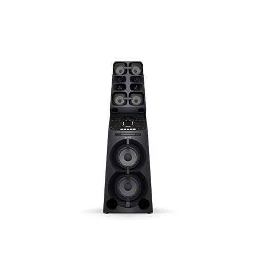 Sony Muteki Audio System Black MHCV90W