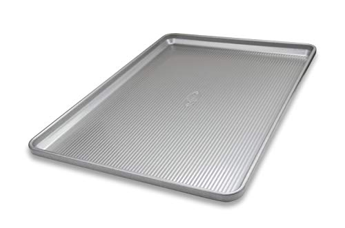 USA Pan 1051HS-1 Bakeware Heavy Duty Nonstick Half Sheet Pan