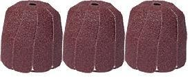 King Arthur T27146 Coarse Round Sleeves, 3 pk. for Guinevere Basic Sanding System by King Arthur's Tools