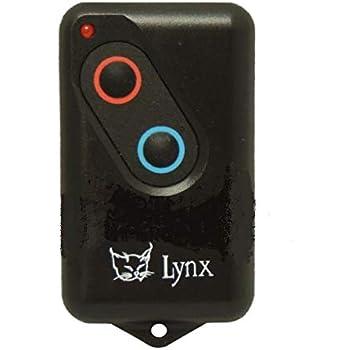 Lynx Garage Door Keypad Wireless Garage Door Remote