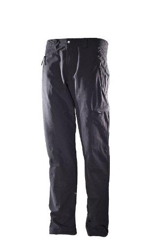 Hot-sportswear Herren Thermohose Windfang schwarz Kurzgröße