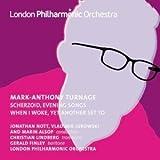 Mark-Anthony Turnage: Scherzoid, Evening Songs, When I Woke, Yet Another Set To