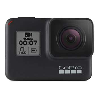 Amazon.com : GoPro HERO5 Black - Waterproof Digital Action ...