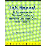 Starting Out with C++, Defino, Bardzell, 1576760510