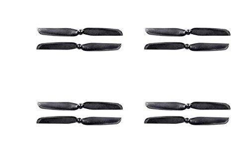 UUMART Walkera Runner 250 (R) Advanced GPS Quadcopter Drone Spare Parts 2 Pairs Blade Propeller Set (CW + CCW) Runner 250(R)-Z-01 Black by UUmart