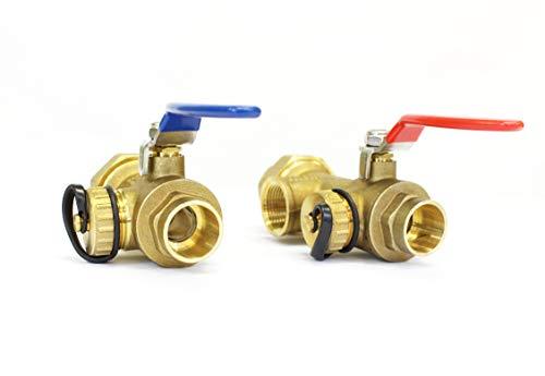 - Tankless Water Heater Flush Kit 3/4