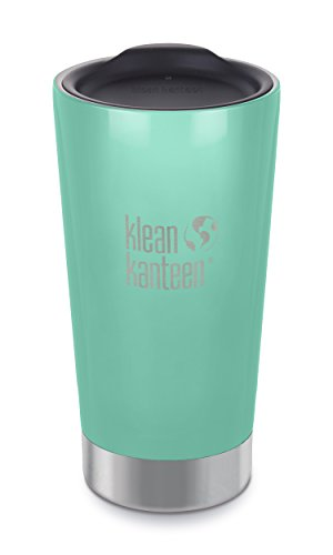 Klean Kanteen 16oz Stainless Steel Tumbler Cup with Klean Co