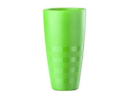 M-Design Vasos Reutilizables de plástico Large de 520 ml sin BPA y ...