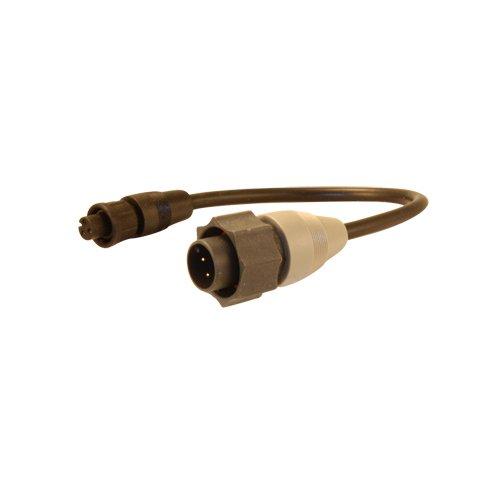 Vexilar 19-Degree Puck Transducer for Depth Finder, 25-Feet