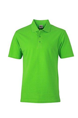 Piqué Polo | JN748, Größe:S;Farbe:lime green