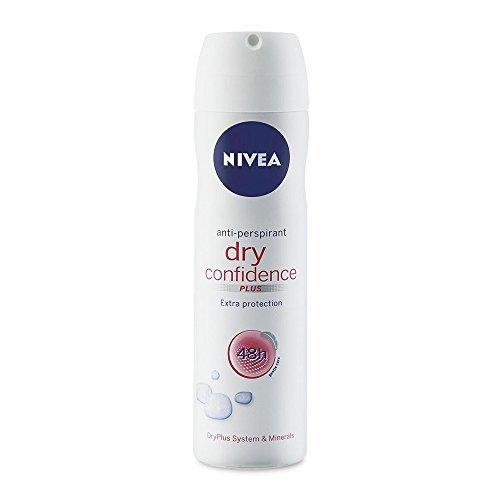 Nivea DRY COMFORT Anti-perspirant Spray (150 ML) 4PACK