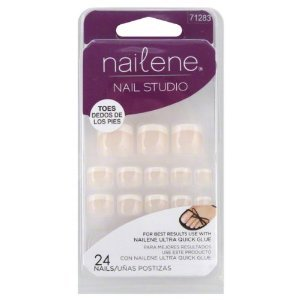 faux ongles orteils