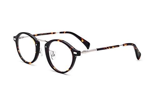 HEPIDEM 2017 New Acetate Men Vintage Round Glasses Frame Women ...
