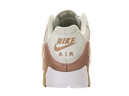 Nike Air Max 90 Donne Ultra Se Luce Osso / Osso Luce Scarpe Da Corsa Bianca 8,5 Noi Donne