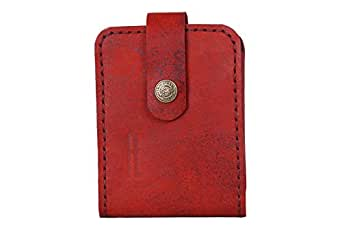 ARASH LEATHER Wine Leather For Unisex - Smart Wallets