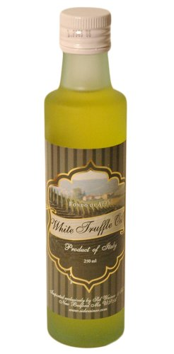 Fondo di Alba White Truffle Oil, 8.45 Fl Oz by Fondo di Alba