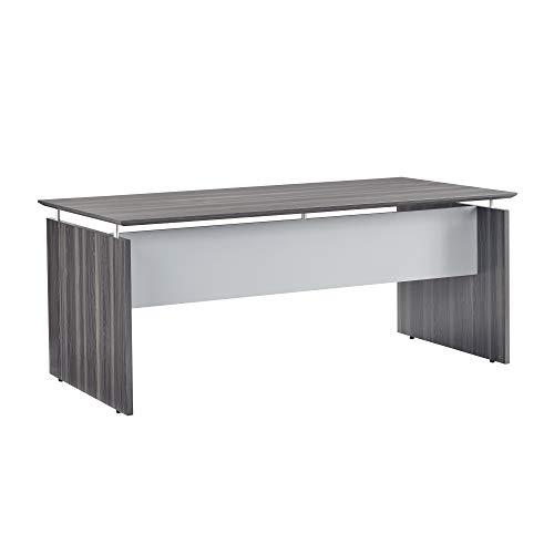 Mayline Modern Desk - Safco Products MNDS72LGS Medina Desk, 72