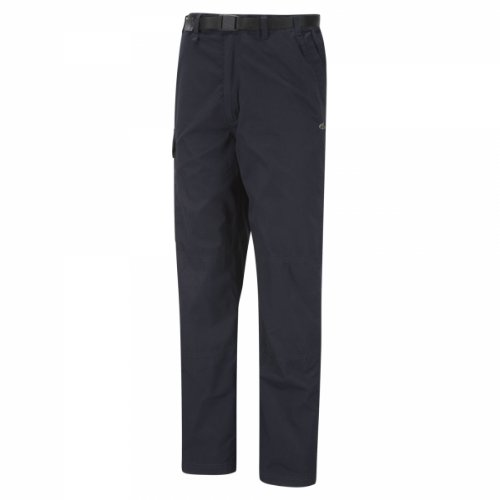 Craghoppers Kiwi Regular Trousers, Dark Navy, Size - Co Uk Craghoppers