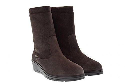 De Mujer V18508 Valleverde Brown Zapatos Botines O5gCHq