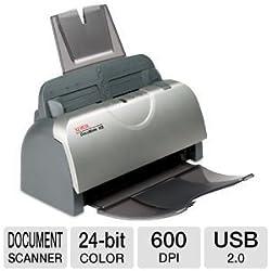 DOCUMATE162 Color 600DPI Adf Dplx 25PPM 50IPM 9 One Touchbtns