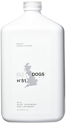 Isle of Dogs Coature No. 51 Heavy Management Dog Conditioner for damaged hair, 1 liter ()