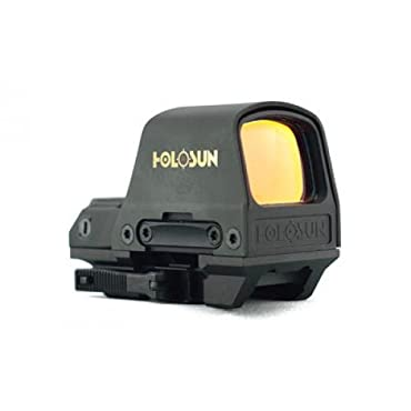 Holosun HS510C Circle Dot Open Reflex Sight,2 MOA Dot,65 MOA Circle,91x65x40mm