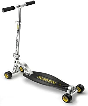 Teens and Adults Freestyle Kick Scooter for Boys and Girls Fuzion Z300 Pro Scooter Complete Trick Scooter -Stunt Scooters for Kids 8 Years and Up Durable