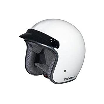 Kali Protectives 2014 Rava 3/4 casco Open Face: Amazon.es ...