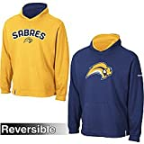 Reebok Buffalo Sabres Face-Off ELITE Reversible Hooded Sweatshirt