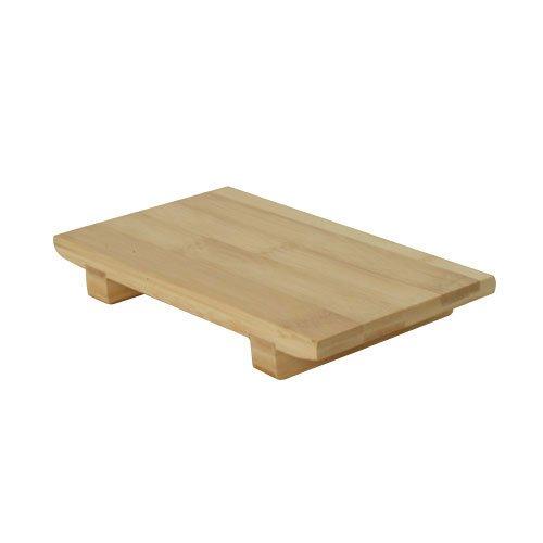 ChefLand Bamboo Sushi Board / Plate, Medium