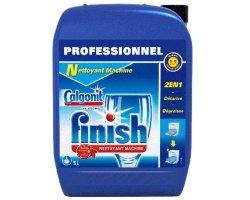 Limpiador lavavajillas Finish profesional 5L: Amazon.es: Hogar