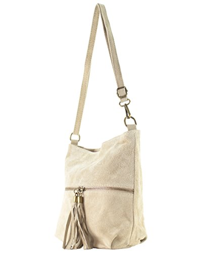 Histoiredaccessoires - Bag With Leather Shoulder Bag Woman - Sa098523-gr-renato Clear Topo