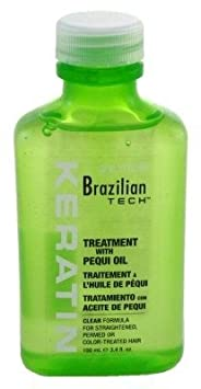 One N Only Brazilian Tech Keratin Treatment With Pequi Oil 3.4oz 2 Pack
