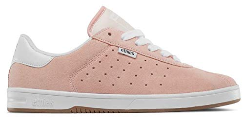 Etnies Womens Women's The Scam W's Skate Shoe, Pink, 7 Medium US