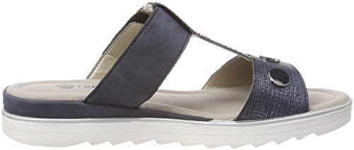 Remonte Womens-pantolette Blue 900537-5 Royal / Lake / Atlantis