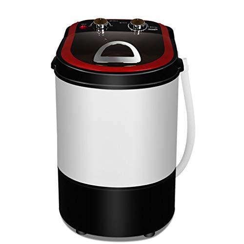 LIU UK-Washing machine Tragbare Mini Waschmaschine 2.2KG Waschkapazität Drehtrockner Timing Funktion Violet Licht…
