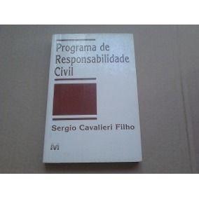 Programa De Responsabilidade Civil (Portuguese Edition)